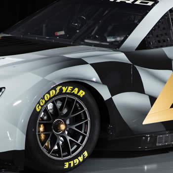 Chevrolet 2022 NEXT Gen car