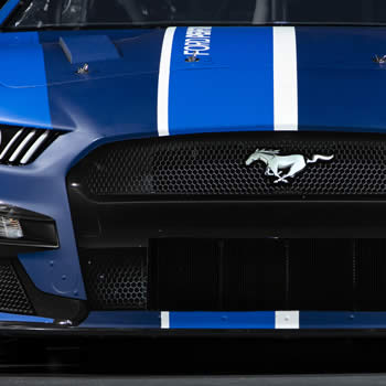 Ford 2022 NEXT Gen car