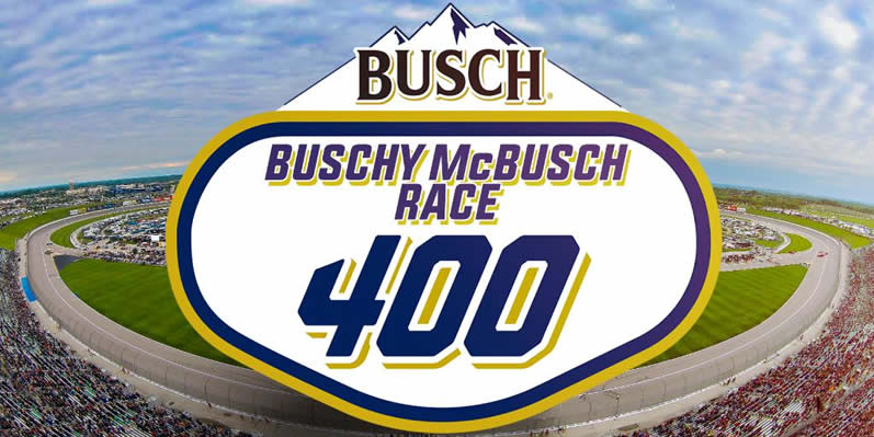 Buschy McBusch Race 400