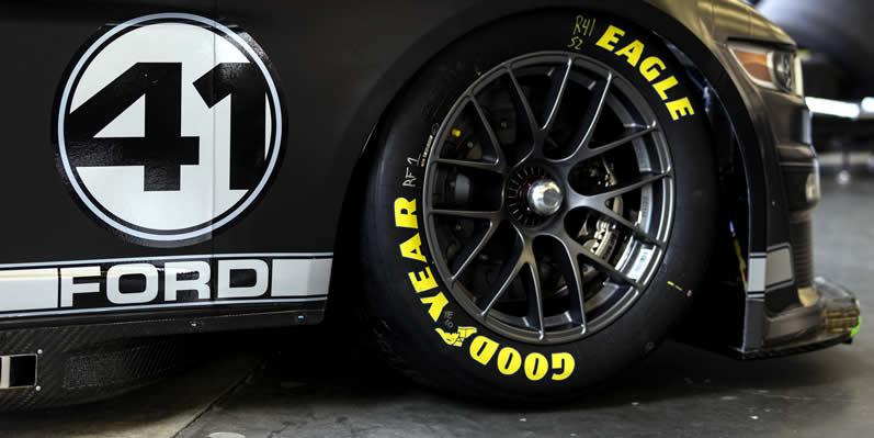 #41 NASCAR Next Gen car