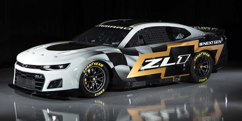2022 NASCAR Next Gen Chevrolet Camaro