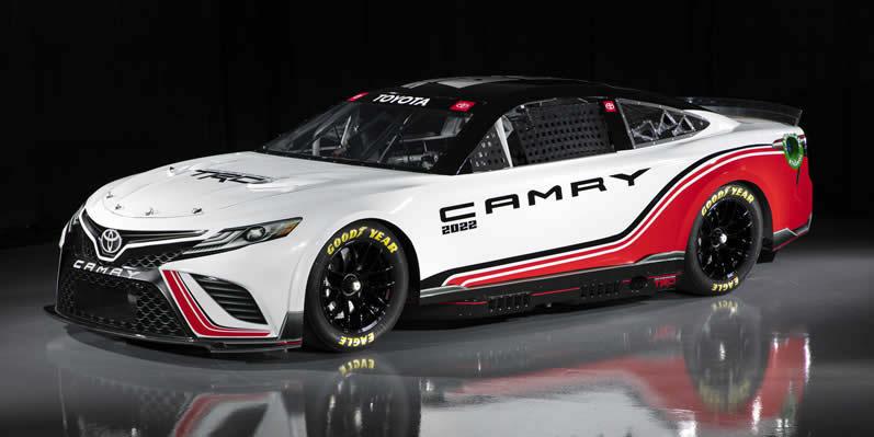 2022 NASCAR Next Gen Toyota Camry