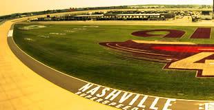 Fanduel points by track