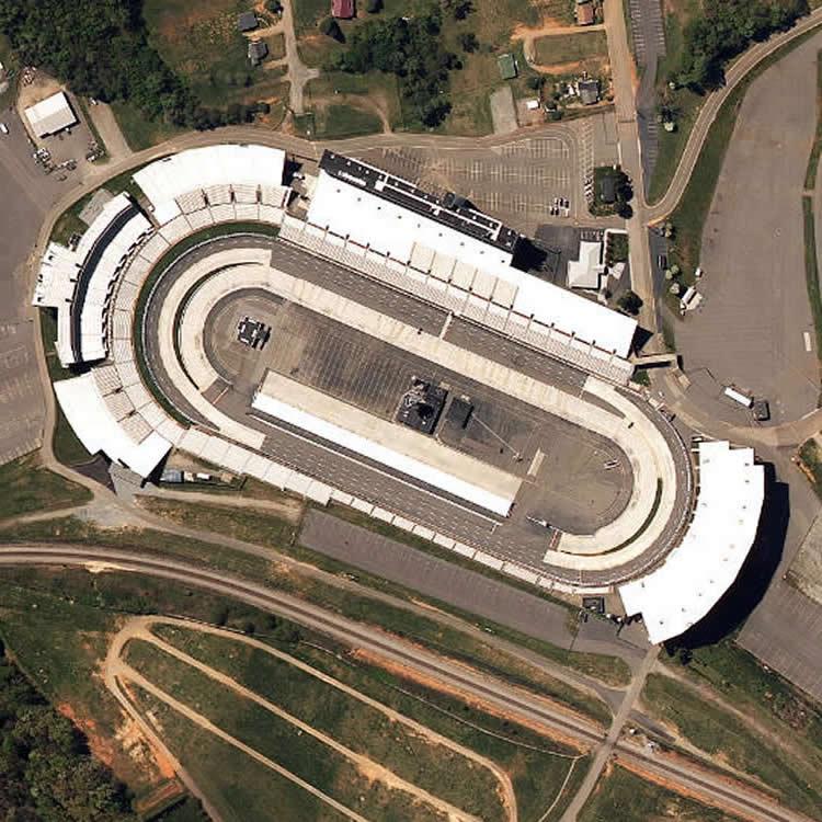 Martinsville Speedway Race Statistics Nascar Series