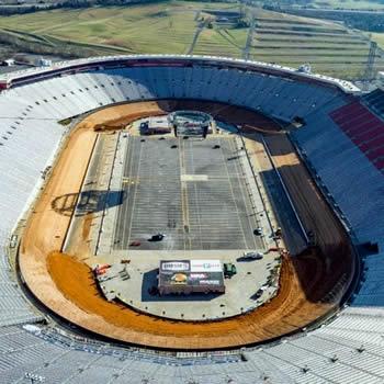 Bristol Motor Speedway (Dirt)