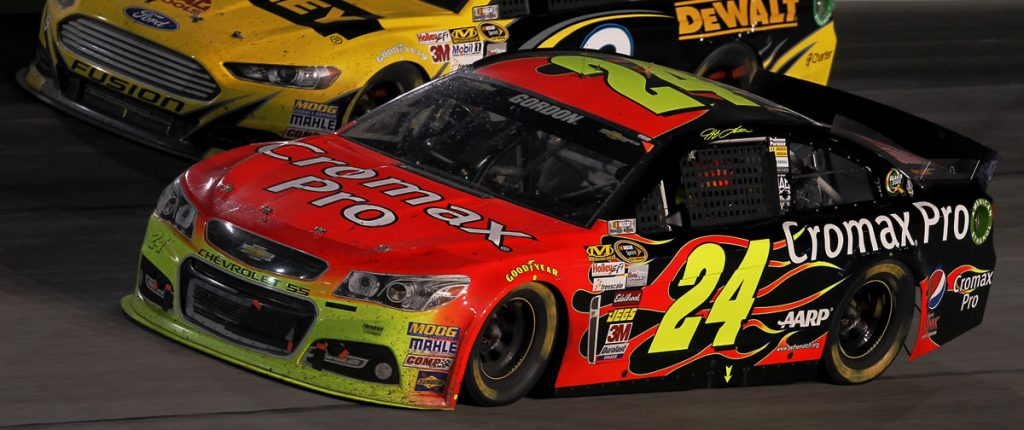 jeff gordon darlington