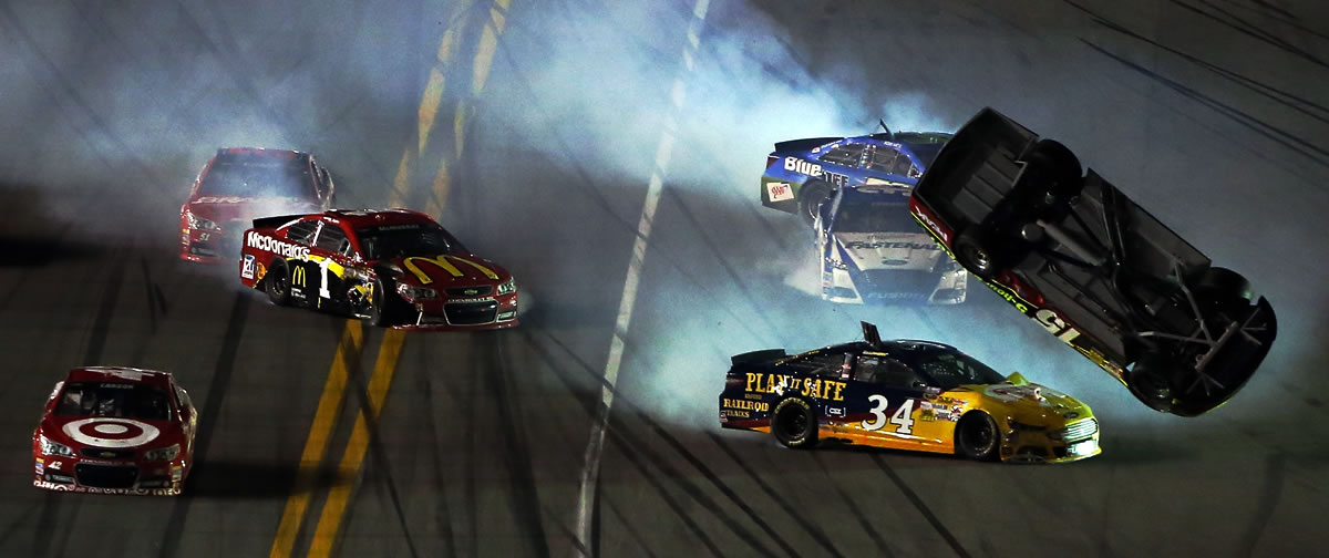 NASCAR Fantasy Live Picks, 2014 Daytona, Coke Zero 400