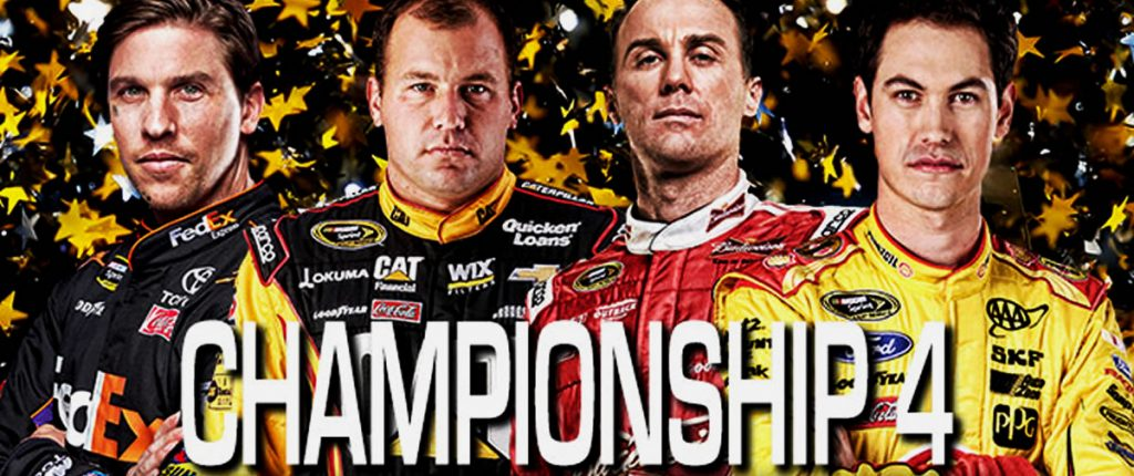 2014 NASCAR Sprint Cup Championship Four