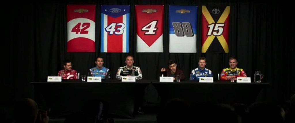NASCAR Fantasy Live commercial