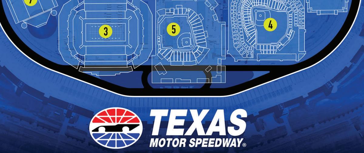 Texas Motor Speedway Infographic