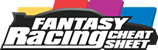 Fantasy NASCAR Racing Cheat Sheet