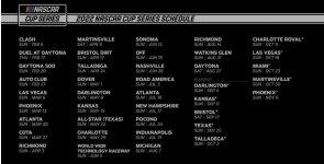 Nascar Schedule 2022.JPG